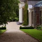 Trelissick House Rumbold Ayers Garden Design