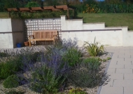 Garden designer dorset rumbold ayers for Garden design for disabled