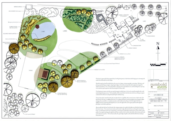 Developing The Design Concept for Your Garden | Rumbold-Ayers